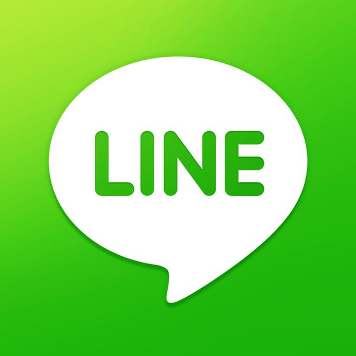 LINE分享給好友