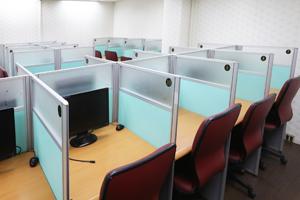 舒適寬敞的補課空間